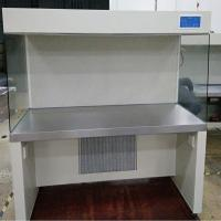 Quality Two people use-Single side air blow c/best price laminar flow hood/clean bench with UV lamp / for sale