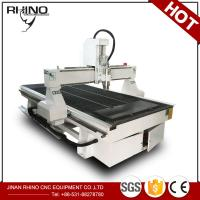 Quality High Precision CNC Router Machine For Wood , Yaskawa Servo Motor Industrial CNC Router for sale