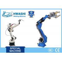 Best HWASHI Automatic Industrial Robot  Arm for Multipoint Sheet Welding wholesale
