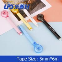 China Pen Type Correction Tape High Quality Writing Instrument Style Correction Tape Pen on sale