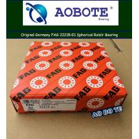 Quality Double Row Spherical Roller Bearing Germany FAG 22215 E1 ISO CE for sale
