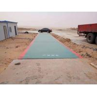 Quality Truck scale weighbridge for sale