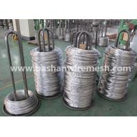 Quality Factory price of ASTM SUS GB JIS standard stainless steel coarse wire metal wire for sale