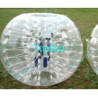 China Bubble Soccer Ball On Grassplot Inflatable Body Zorbing Bumper Ball on sale