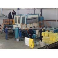China Recycle Paper Pulp Mill Egg Box Machine Large Capacity 6000PCS/H on sale