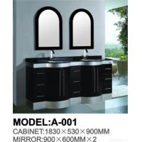 Buy cheap 2011 Hot Sell Pvc Bathroom Cabinet A-001 from wholesalers