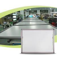 China Dust free interactive whiteboard instead of green board and black board on sale