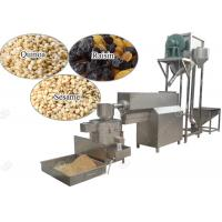 Quality 1 T/H Raisin Processing Equipment Sesame Quinoa Seed Cleaning Drying Machine for sale