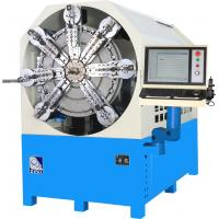 Quality 1.0-4.0mm Multi-Axes Computer Cam-less Spring Forming Machine for sale