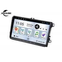 Quality IPS Panel Volkswagen DVD Player 1024*600P Octa Core 1G RAM 16G ROM GPS Navigation for sale