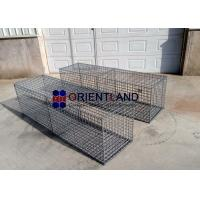 Quality Erosion Control Welded Gabion Baskets Residential Landscaping Gabion Wall for sale
