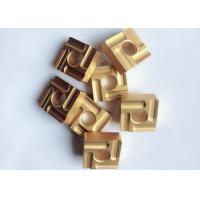 Buy RNK7025 SNMG120408L ZC Hard Turning Inserts , Turning Tool Inserts OEM at wholesale prices