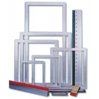 Quality pre-stretched aluminum alloy silk screen printing frames for sale
