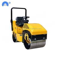 Quality Walk Behind Single Drum Road Roller Vibratory Mini Road Roller Compactor With CE Certification For Sale for sale