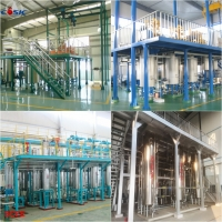 China 500L×3 Yolk Lecithin Supercritical Fluid CO2 Extraction Machine for sale