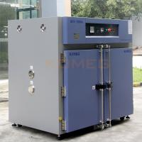 Buy cheap 1500 L Double Door Glass Fiber Small Industrial Oven High Temperature With from wholesalers