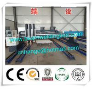 Quality Plasma Cutting Machine For Metal Steel , Hypertherm CNC Plasma Cutting Machine for sale