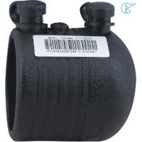 China Water And Gas Supply HDPE Electrofusion Fittings , HDPE End Cap PN16 SDR11 PE100 on sale