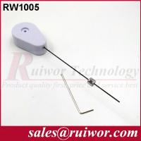 Buy cheap Anti Theft Cables Electronics , Retractable Security Tether Drop Shaped from wholesalers
