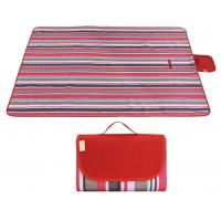 Quality Heavy Duty 600D Oxford Foldable Waterproof Picnic Mat Custom Pattern Available for sale
