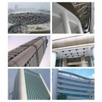 Quality Structural Glazing Curtain Wall Systems for sale