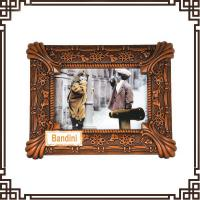 Quality picture photo frames, wood-like picture frames, resin photo frames A0388E for sale
