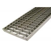 Quality Light Weight Stainless Steel Mesh Grate Open Steel Floor GratingWith Clips for sale