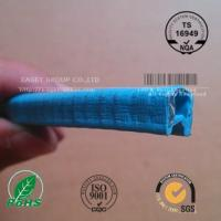 Quality Steel Reinforced Edging Strip;self grip door pvc edging trim strips for sale