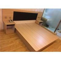 Quality High End Large Hotel Bedroom Furniture Sets Eco Friendly Material for sale