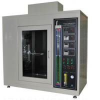Horizontal Vertical Flammability Testing Equipment for sale