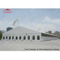 Quality Decorate Marquee Aluminum Frame Canopy Tents For Wedding / Party 25m * 50m for sale