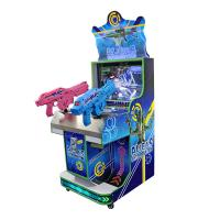 Quality 42'' Lcd Aliens Indoor Shooting Arcade Machine Coin Operated Two Players for sale