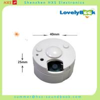 Quality Push Button Recordable Music Box for Plush Toys and Dolls for sale