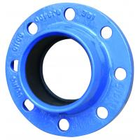 Buy cheap Epoxy Coating PN10 EPDM Brass Seal Ring Ductile Iron Pipe Joints from wholesalers