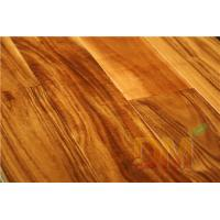China Wholesale smooth solid acacia solid wood flooring on sale