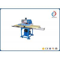 Best Hydraulic Sublimation Heat Press Machine Aluminum Double Working Position wholesale