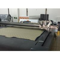 Best Automatic Conveyor Car Foot Pad Door Mat Production Cutting Machine wholesale