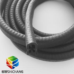 China GREY PVC SELF GRIPPING EDGING STRIP / EDGE TRIM / Car Window door edge trim on sale