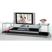 China 10MM clear  tempered glass as TV stand glass on sale