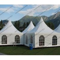Quality Hot sale Aluminum frame Pagoda Gazebo Outdoor Event party Tent for sale