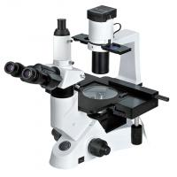 Best IB100T siedentopf triniocular biological inverted phase contrast  microscope for tissue culture/inverted phase mikroskop wholesale