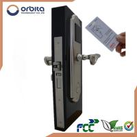 certified RFID locking system anti-theft time recording mortice lock