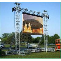 Quality Customized Aluminum Truss Lighting Truss Stands For Truss LED Screen for sale