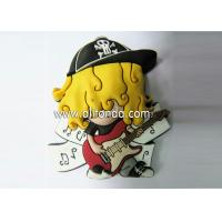 Quality Japanese cartoon figures shape pvc fridge magnets for Animation company promotional gifts for sale