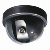 Quality Dome Camera with 3.6mm Fixed Iris Lens, 1/3-inch Sony and 600TVL Resolution for sale
