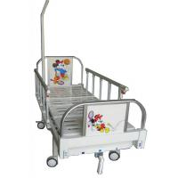 Quality Infant Ward Bed , Children Medical Bed With Aluminum Alloy Side Rails for sale