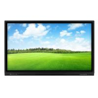 Buy 70 Inch TV LCD Display 1920*1080 Resolution 350cd/m2 Android 5.1 Embedded System at wholesale prices