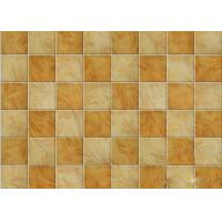 Quality Imitation Ceramic Tile Square Waterproof Wall Panels For Kitchen wall for sale