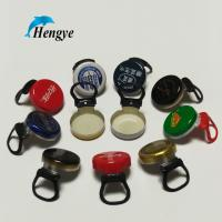 China Beer crown cap easy open cap beer bottle cap new product the only manufacturer on sale