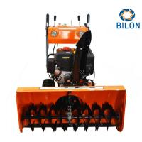 Quality Small Snow Sweeper Machines 13HP Mini Snow Blower Fuel Tank Capacity 6.5L for sale